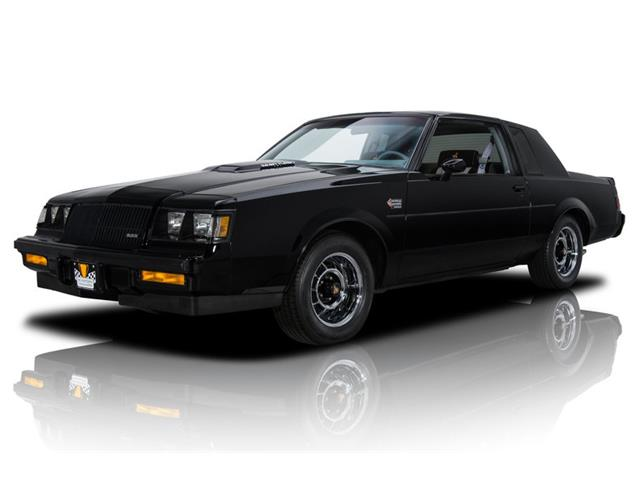 Picture of '87 Grand National - N8H4