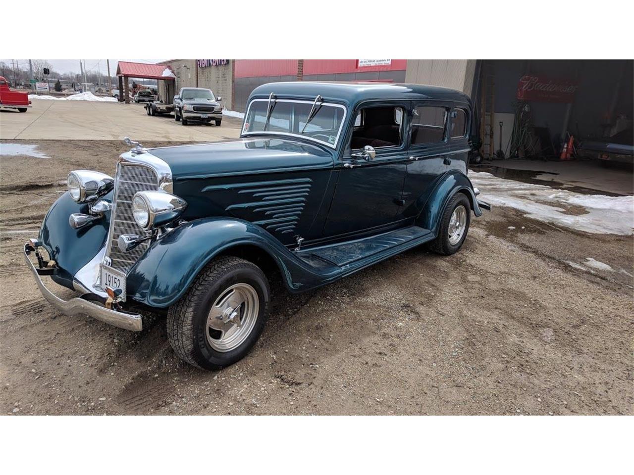 Large Picture of '34 Sedan - N8HA