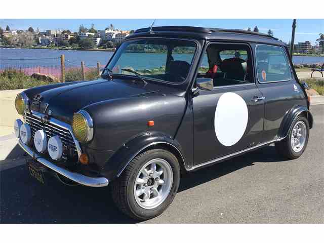 Picture of 1971 MINI Mark I located in oakland California - N5NC