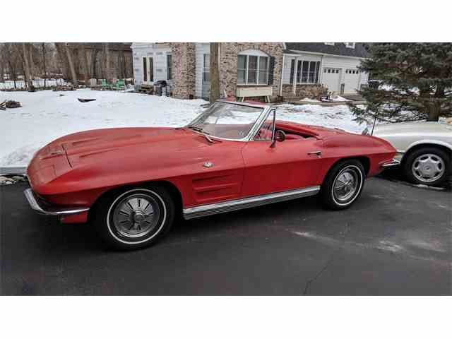 Picture of Classic 1964 Chevrolet Corvette - $39,964.00 Offered by  - N8HE