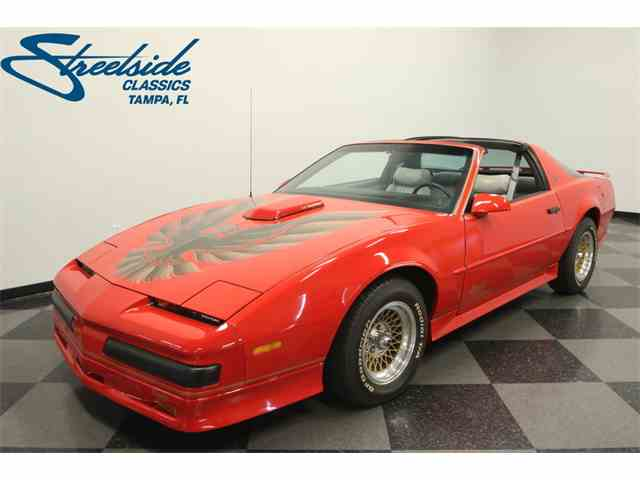 Picture of 1990 Pontiac Firebird located in Florida - $17,995.00 Offered by Streetside Classics - Tampa - N8HF