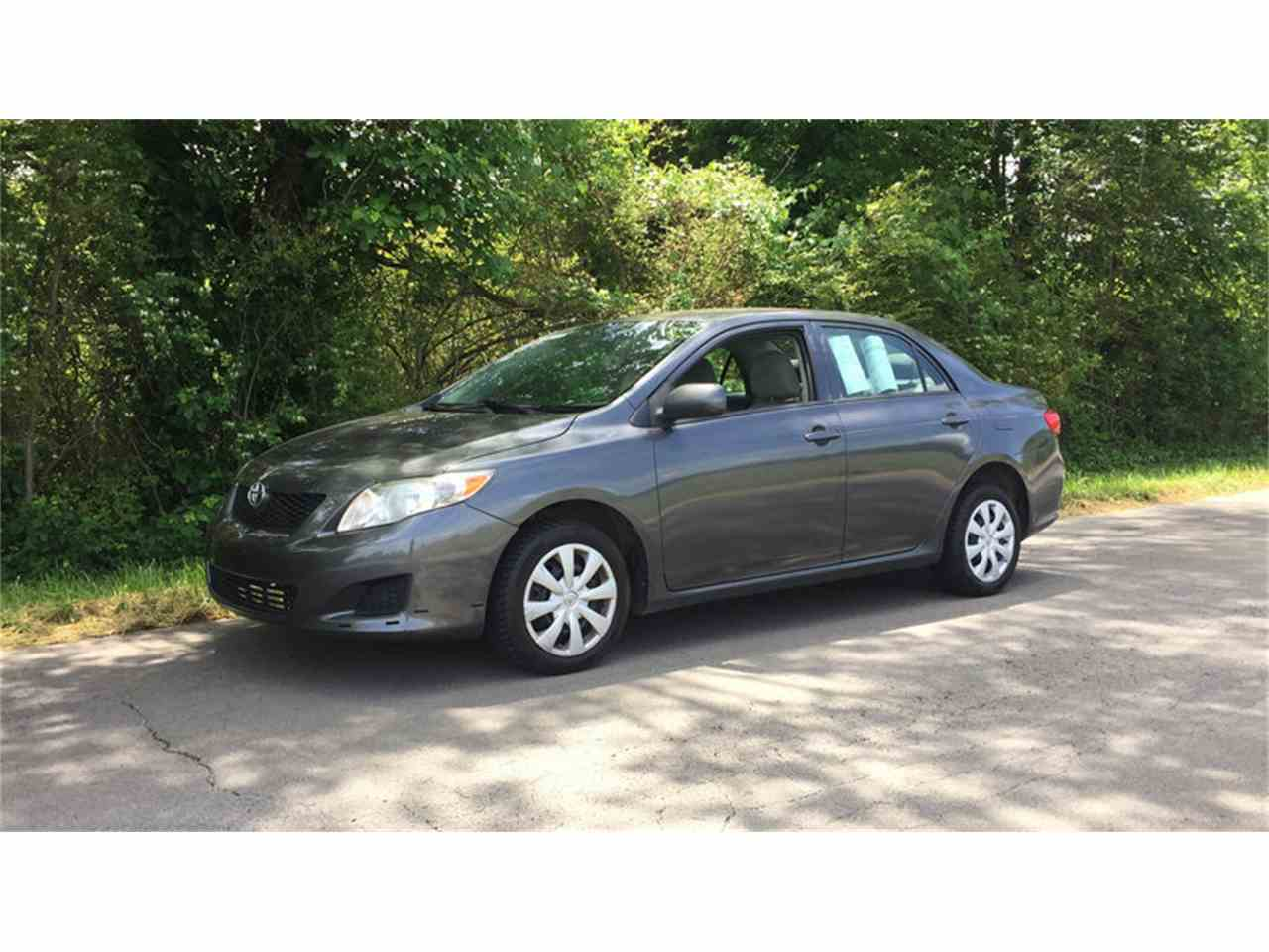 Large Picture of '10 Corolla - N8HG