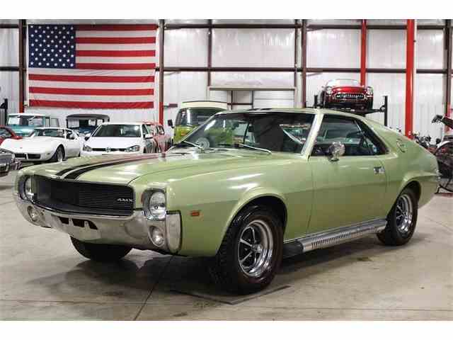 Picture of '68 AMX - N8HJ