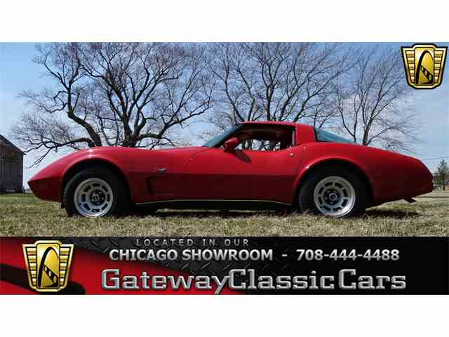 Picture of '79 Corvette - N8HL