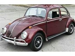 Picture of '66 Beetle located in Cadillac Michigan - $11,995.00 Offered by Classic Car Deals - N8I8