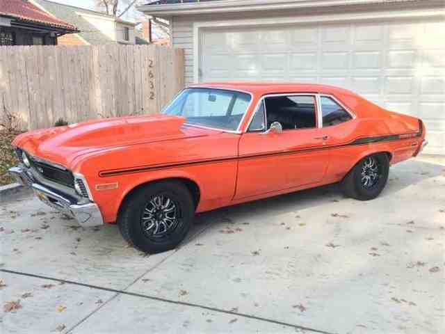 Picture of Classic 1972 Chevrolet Nova located in Michigan Offered by Classic Car Deals - N8IA