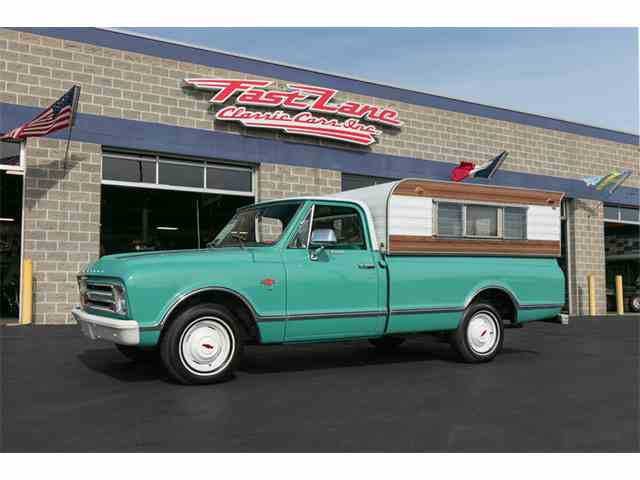 Picture of '67 C10 - N8IF