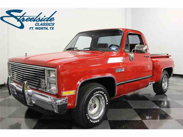 Picture of '87 GMC Sierra Classic located in Texas - $17,995.00 Offered by Streetside Classics - Dallas / Fort Worth - N8IH