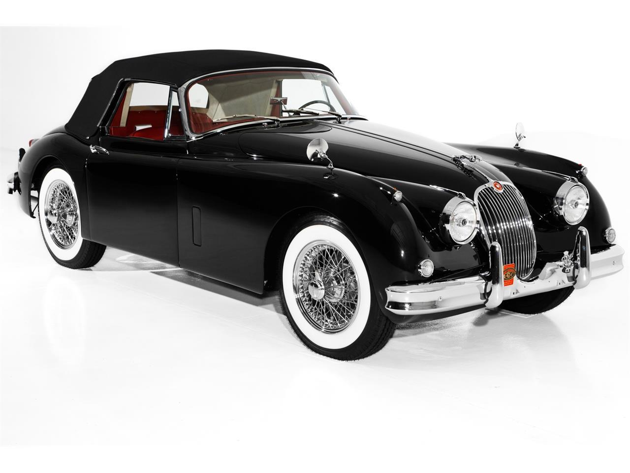 1959 Jaguar Xk150 Wiring Diagram Detailed Diagrams 1958 For Sale Classiccars Com Cc 1084126 Convertible
