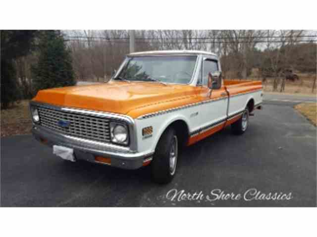 Picture of '72 Pickup - N8J5