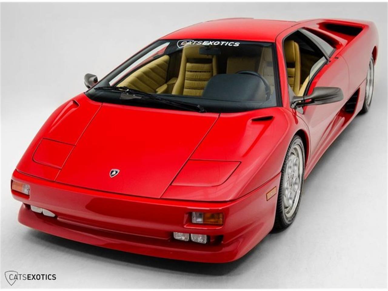 1991 Lamborghini Diablo For Sale Classiccars Com Cc 1084146