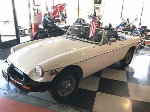 Picture of '79 MGB - N8J9
