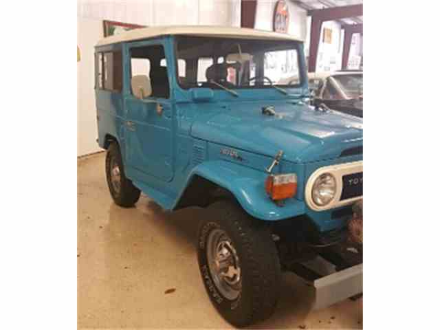 Picture of '77 Land Cruiser FJ - N8JB
