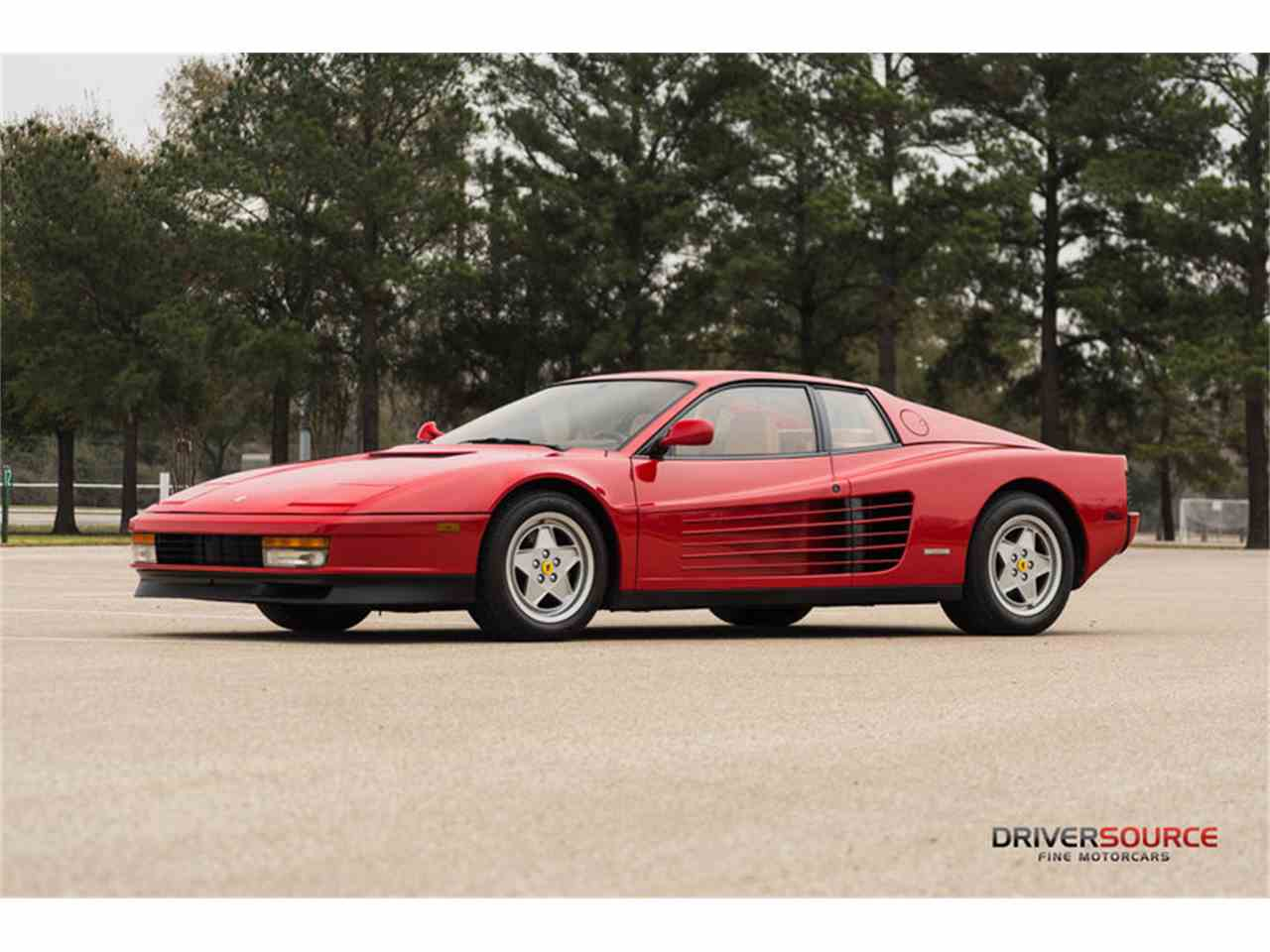 classic muscle red vehicledetails testarossa of sale brock cid m photo cars ferrari for and old