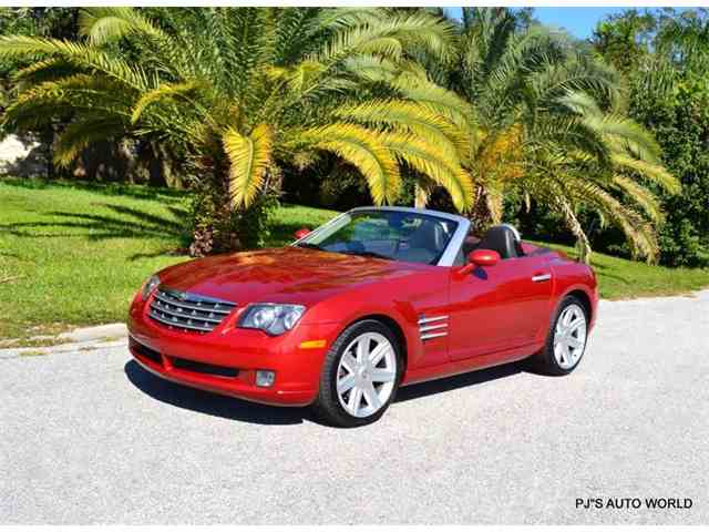 Picture of '05 Crossfire - N8JE