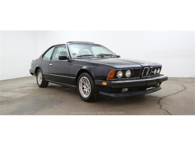 Picture of '87 M6 - N8JJ