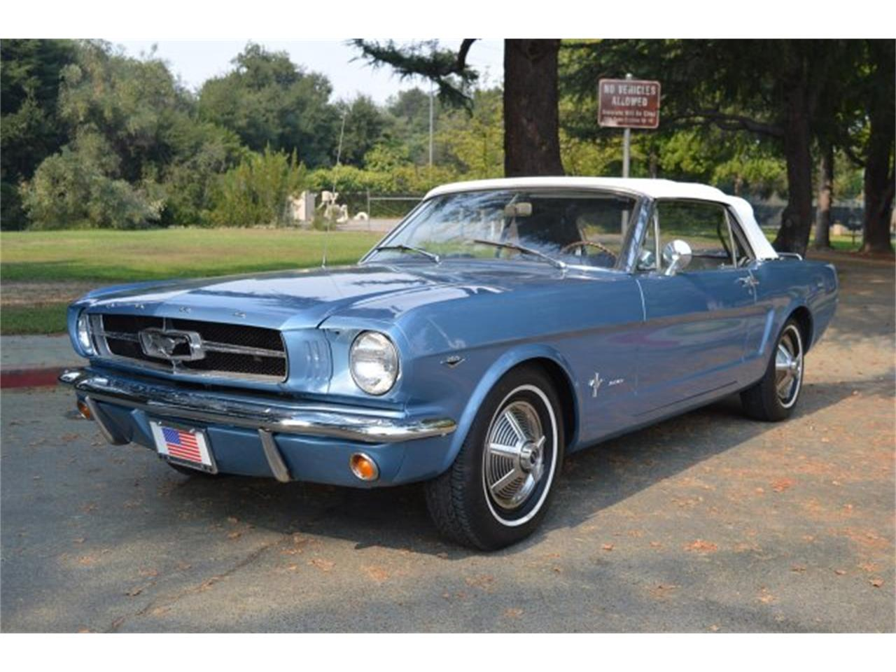 For sale 1965 ford mustang in san jose california