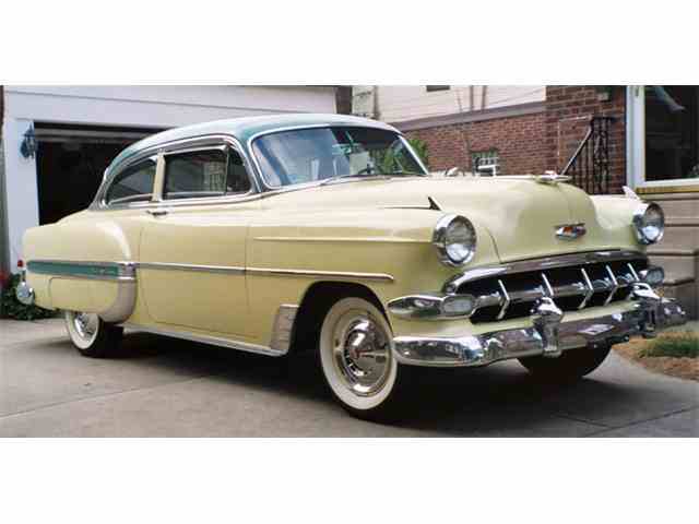 Picture of '54 Bel Air - N8JU