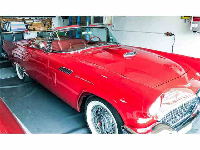 Picture of 1957 Ford Thunderbird - N8JW