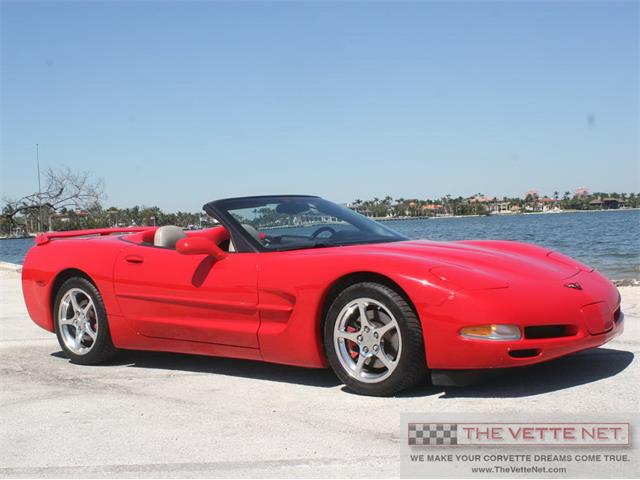 Picture of '01 Corvette - N8JX