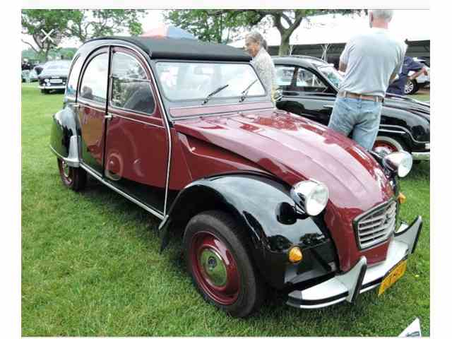 Picture of '66 2CV - N8KC