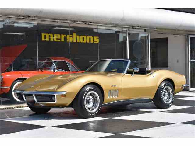 Picture of '69 Corvette - N8KV