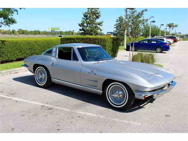 Picture of '64 Chevrolet Corvette Stingray Offered by  - N8L3
