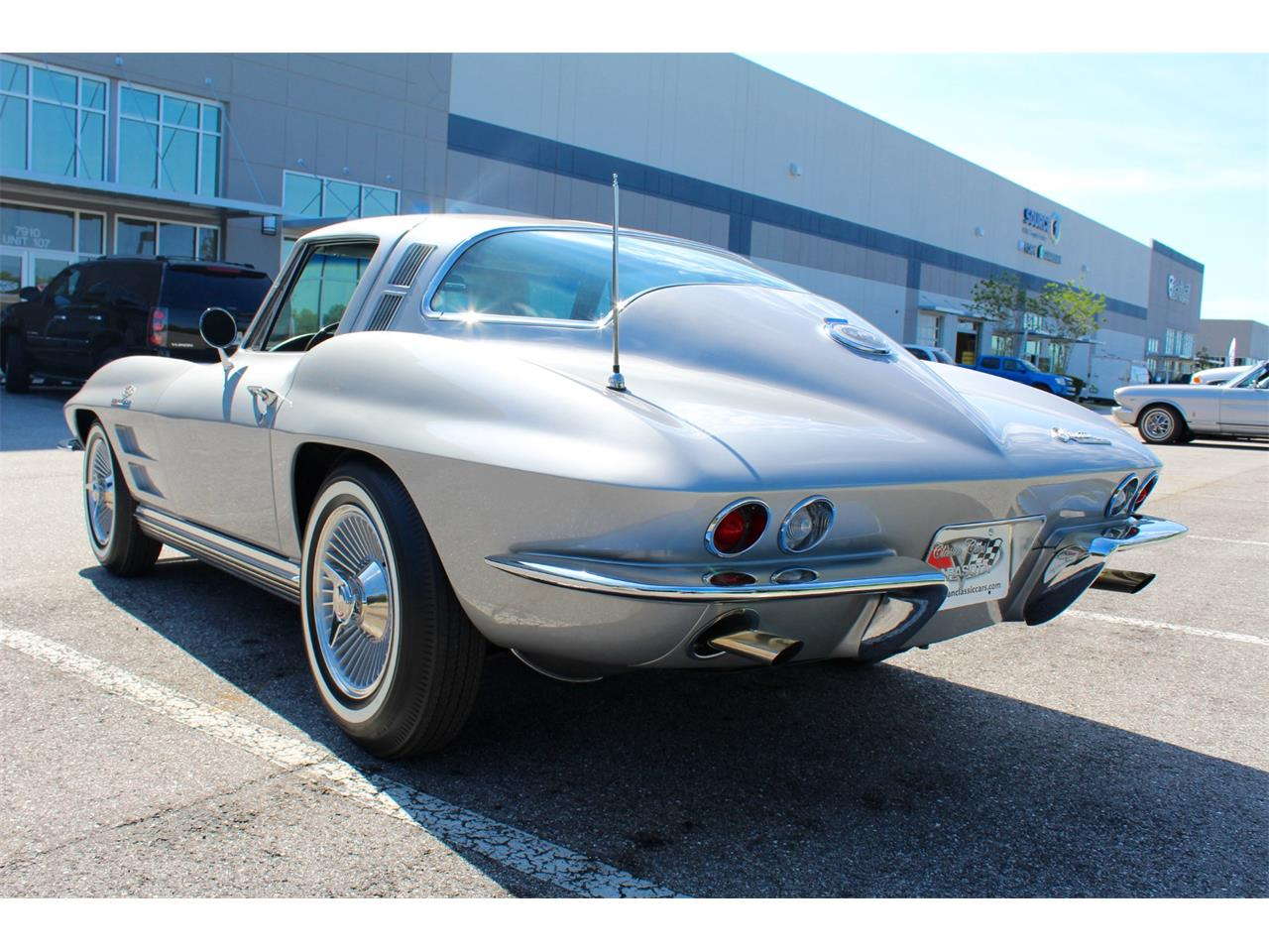 1964 chevrolet corvette stingray for sale cc 1084215. Black Bedroom Furniture Sets. Home Design Ideas