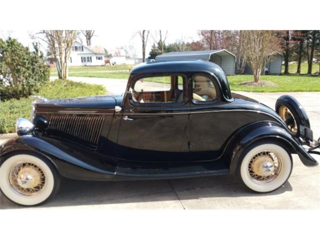 Picture of '34 Deluxe - N8L9
