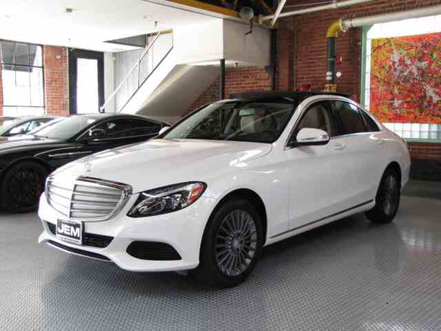 Picture of '15 C-Class - N8LD