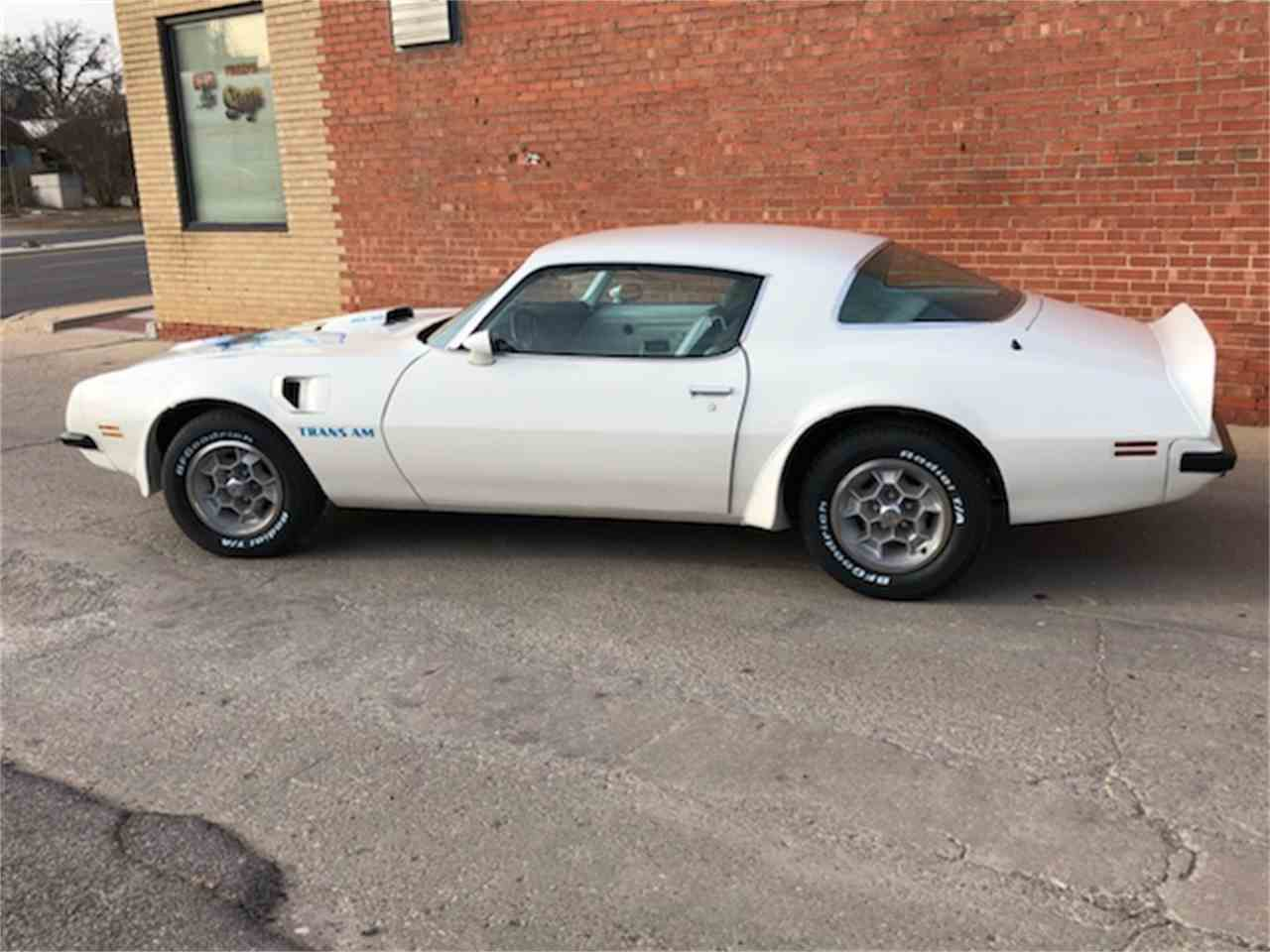Large Picture of '75 Firebird Trans Am - N8LN
