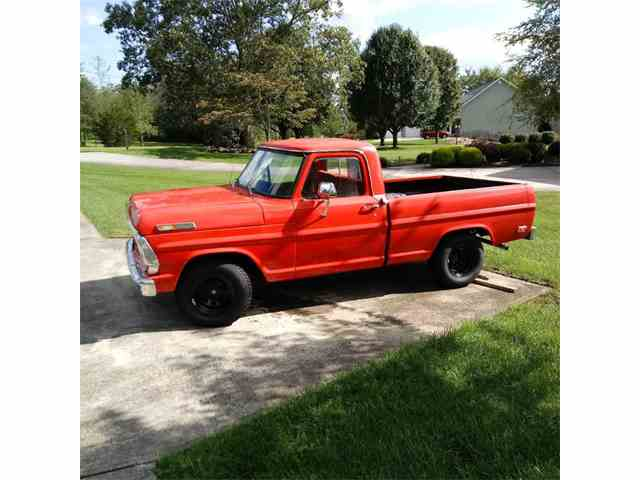 Picture of '67 F100 - N8LT