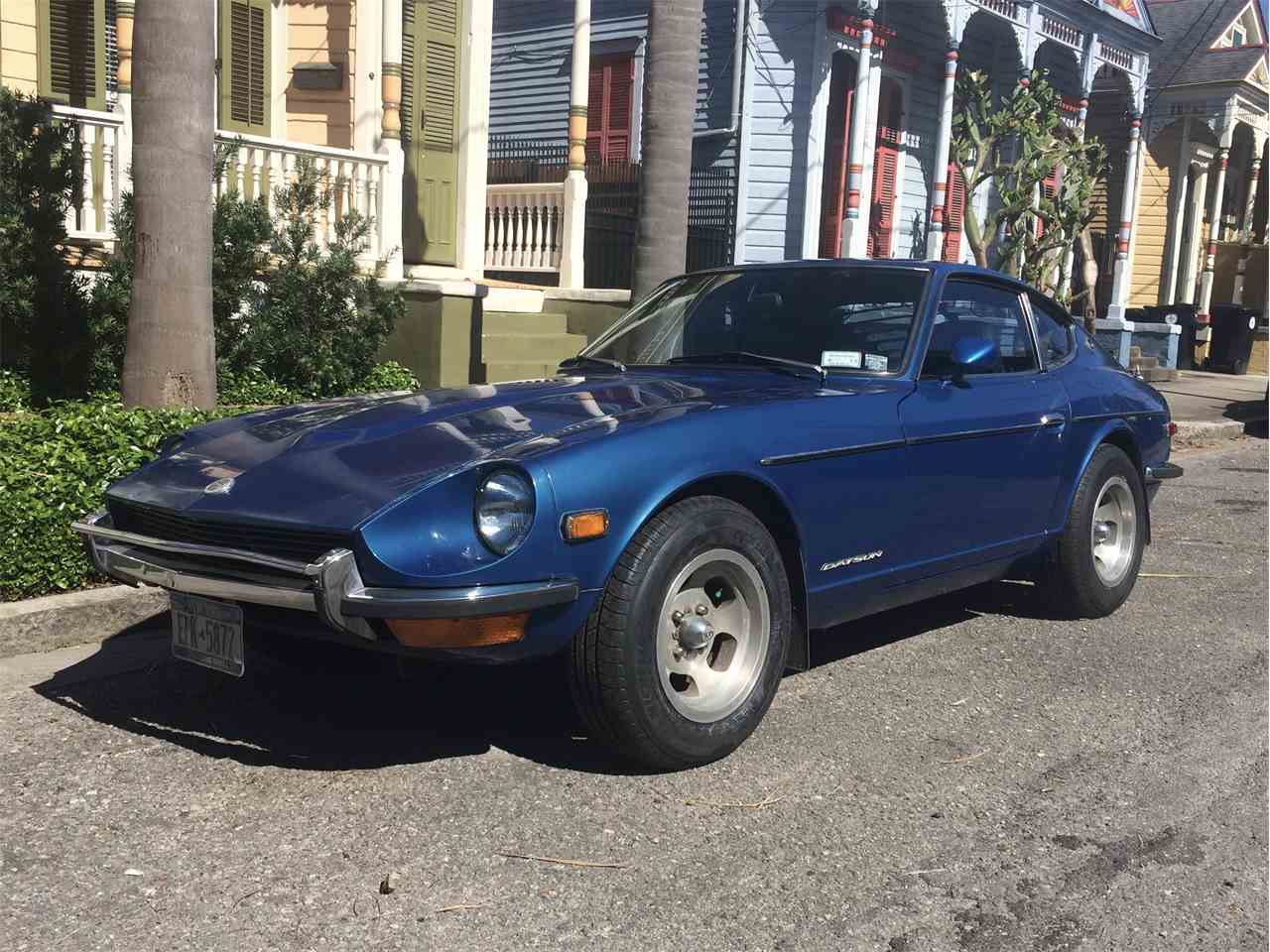 1972 datsun 240z for sale cc 1084247. Black Bedroom Furniture Sets. Home Design Ideas
