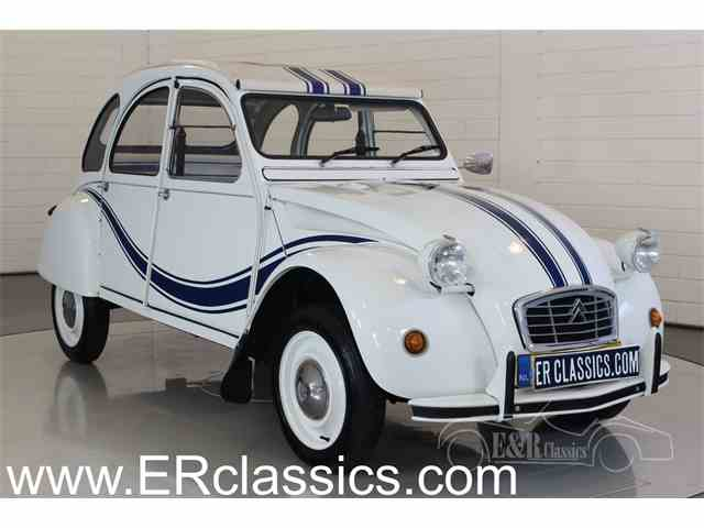 Picture of 1984 2CV located in Waalwijk NOORD BRABANT Offered by E & R Classics - N8M1