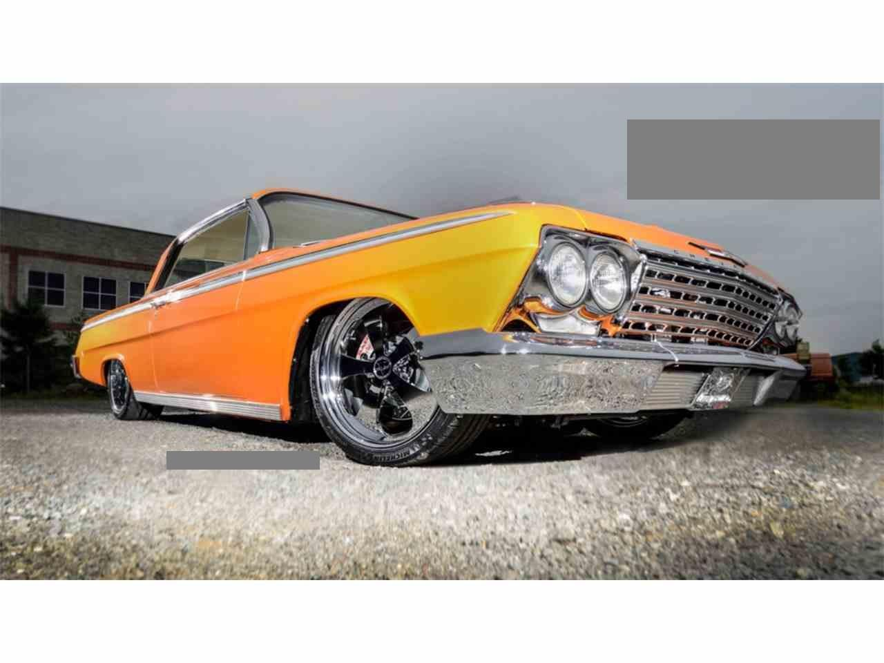 Large Picture of '62 Impala - N8M2