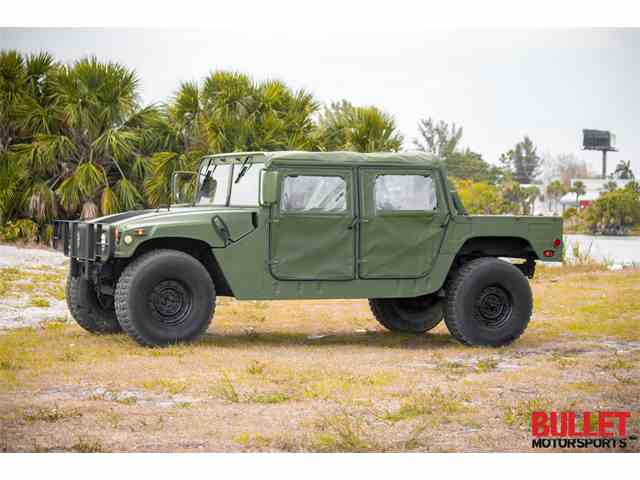Picture of '89 AM General M998 located in Fort Lauderdale FLORIDA - $26,000.00 - N8M4