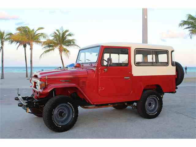 Picture of '78 Land Cruiser FJ - N8M5