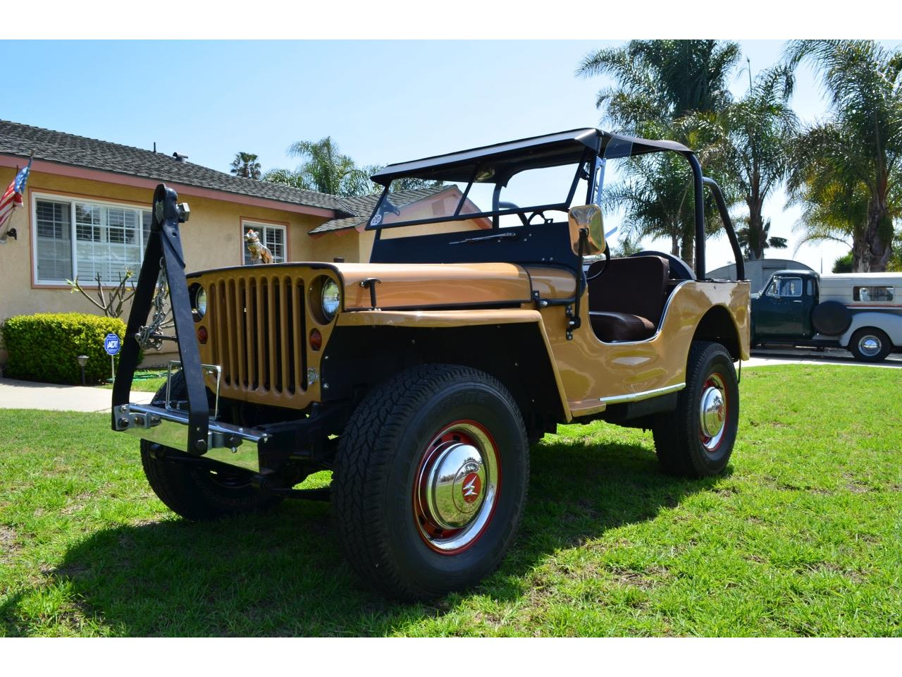 1942 Willys Jeep For Sale Classiccars Com Cc 1084261