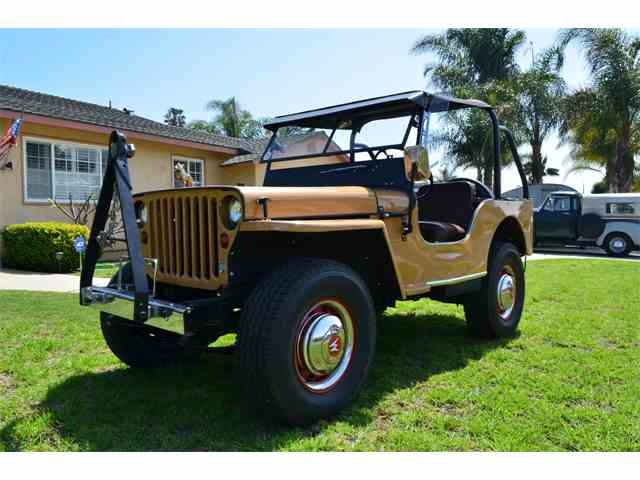 Picture of '42 Jeep - N8MD