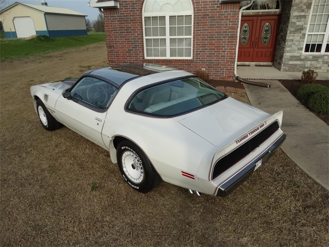 Large Picture of '80 Pontiac Firebird Trans Am located in Springdale Arkansas - N8ME