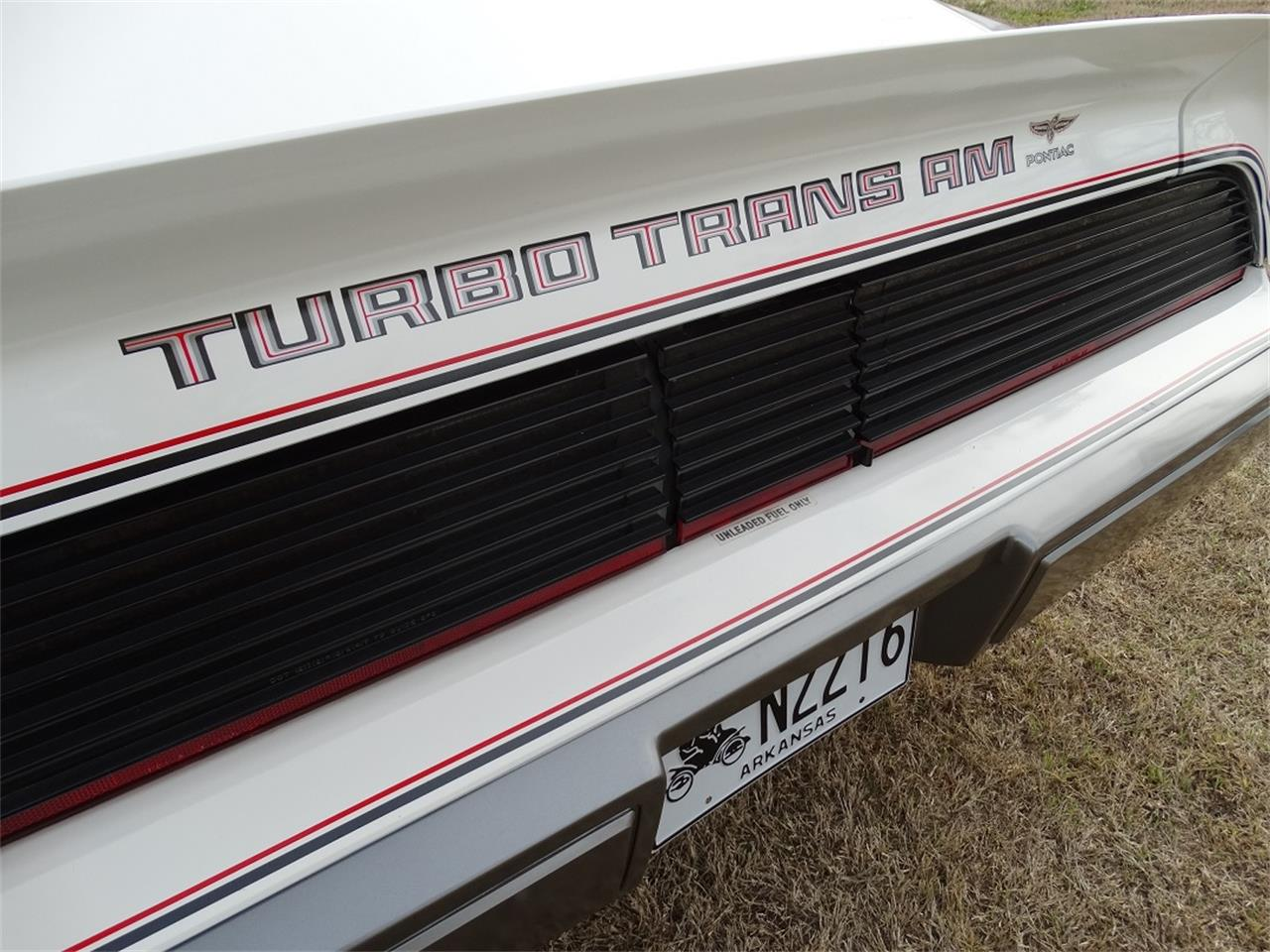 Large Picture of 1980 Pontiac Firebird Trans Am - N8ME