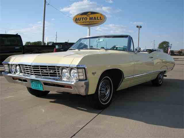 Picture of Classic '67 Impala - $22,500.00 Offered by a Private Seller - N8MF