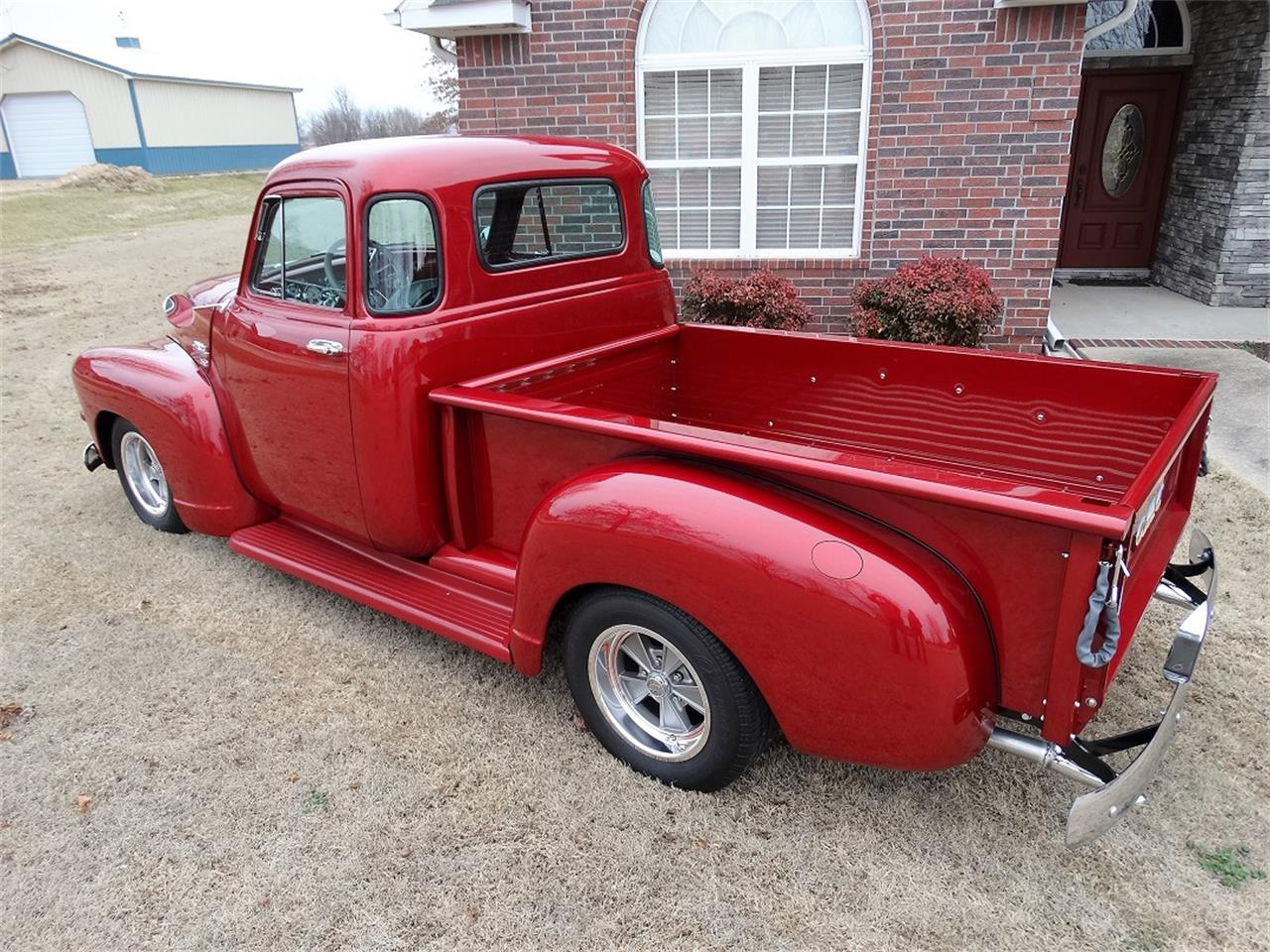 Large Picture of Classic 1954 GMC Pickup located in Springdale Arkansas Offered by a Private Seller - N8MG