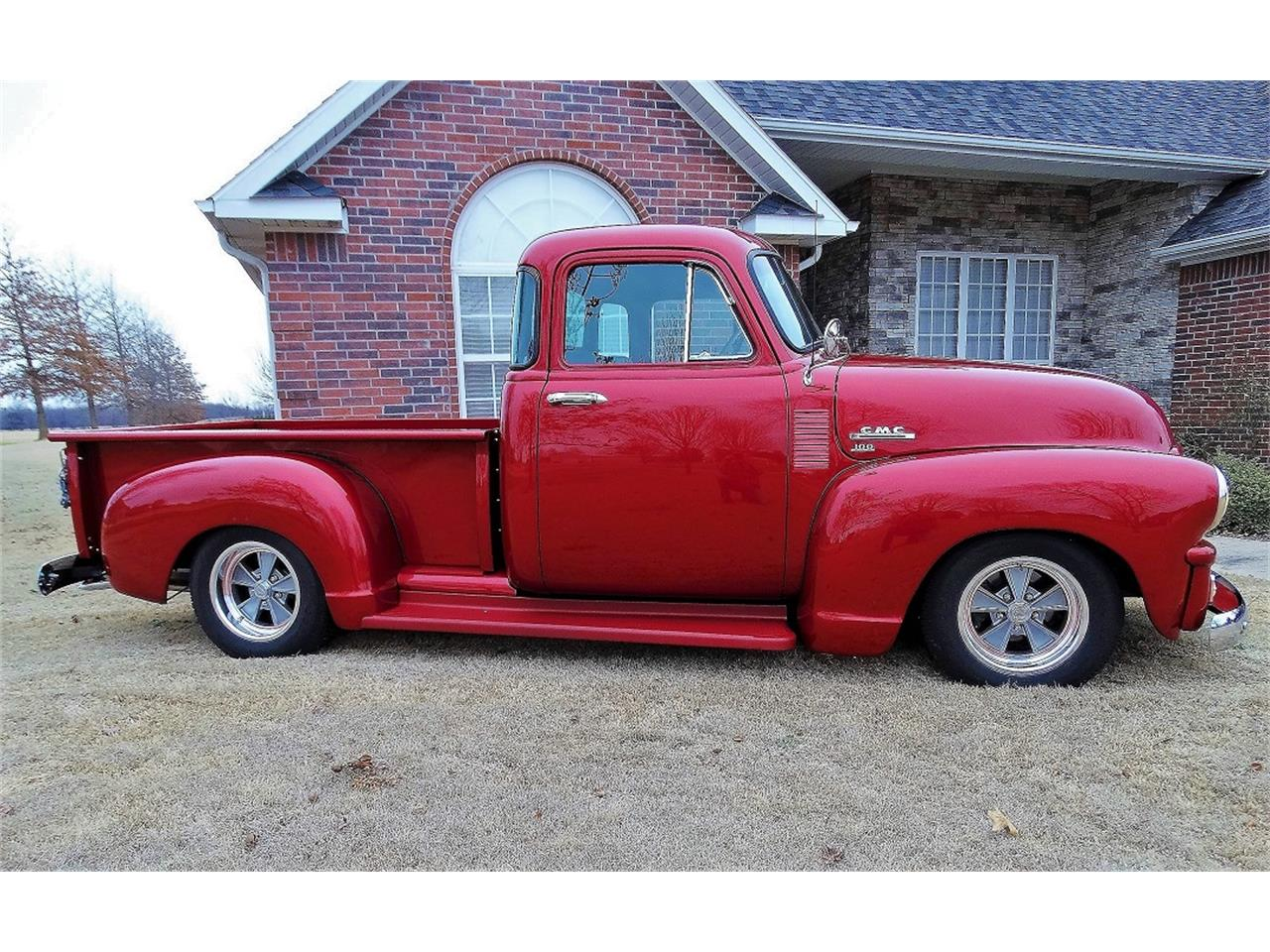 Large Picture of Classic '54 GMC Pickup - N8MG