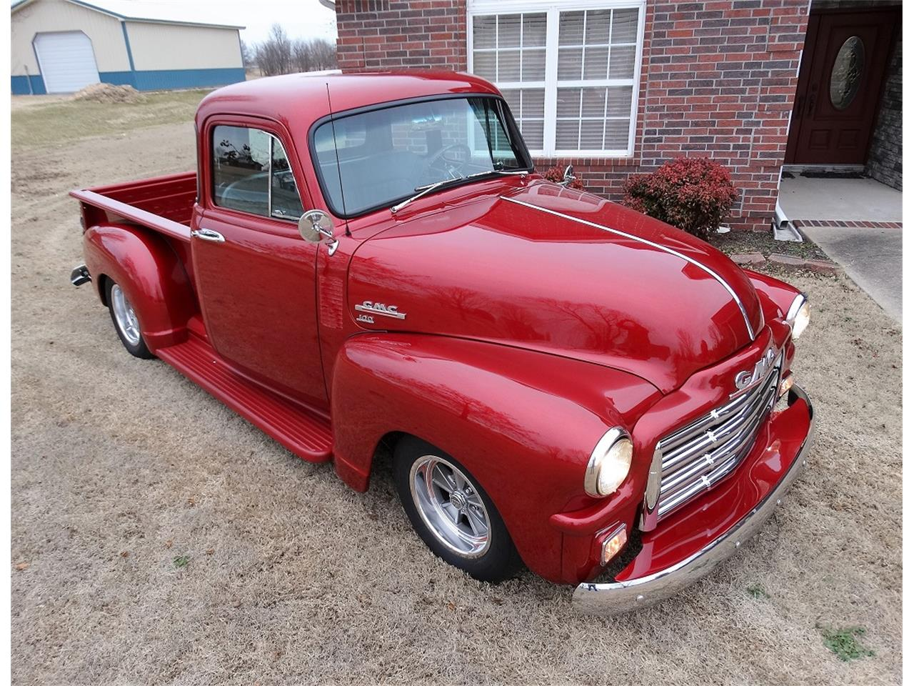 Large Picture of '54 GMC Pickup located in Arkansas - $54,900.00 Offered by a Private Seller - N8MG