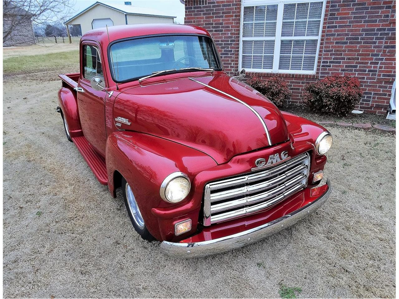 Large Picture of Classic '54 GMC Pickup located in Springdale Arkansas - $54,900.00 - N8MG