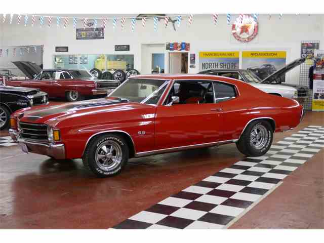 Picture of '72 Chevelle - N8MH