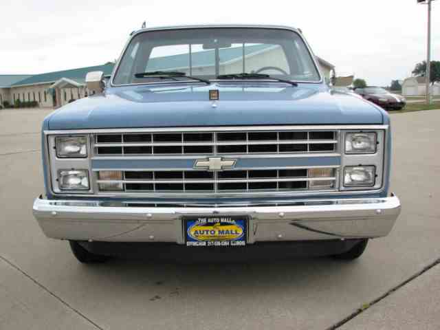 Picture of '86 C/K 10 - N8MO