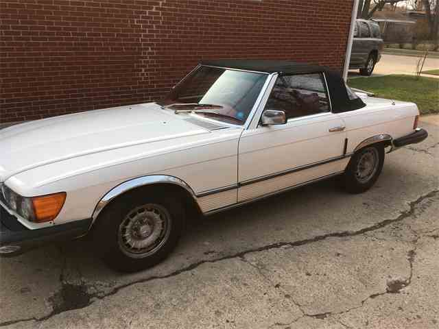 Picture of '79 Mercedes-Benz 450SL Offered by a Private Seller - N8MP
