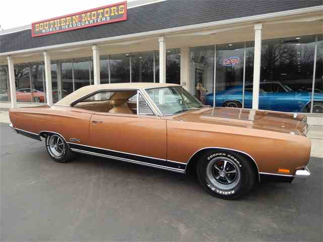 Picture of '69 GTX - N8MX